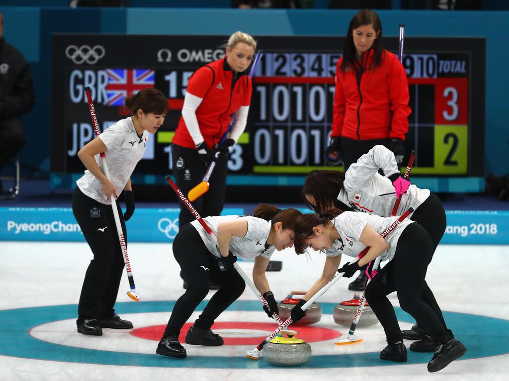 Die Japanerinnen gewannen das kleine Finale