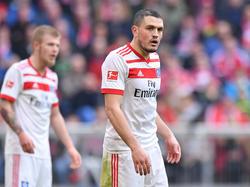 Papadopoulos war mit der Aufstellung seines neuen Trainers nicht einverstanden