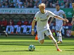 Der FC Liverpool soll Interesse an Julian Brandt von Bayer Leverkusen haben
