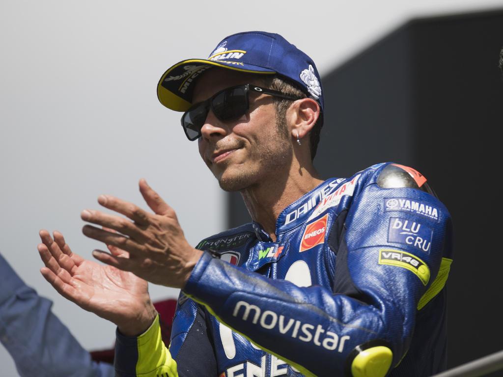 Valentino Rossi will in Barcelona Punkte gutmachen