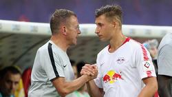 Ralf Rangnick hat mit Willi Orban einen neuen/alten Kapitän