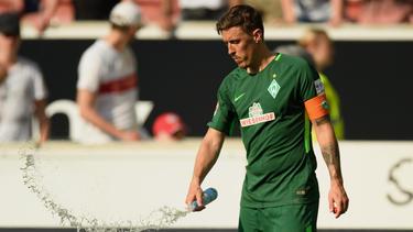 Der Treffer von Max Kruse reichte Werder nicht zum Sieg