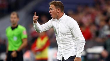 Julian Nagelsmann ist der jüngste Trainer der Champions League