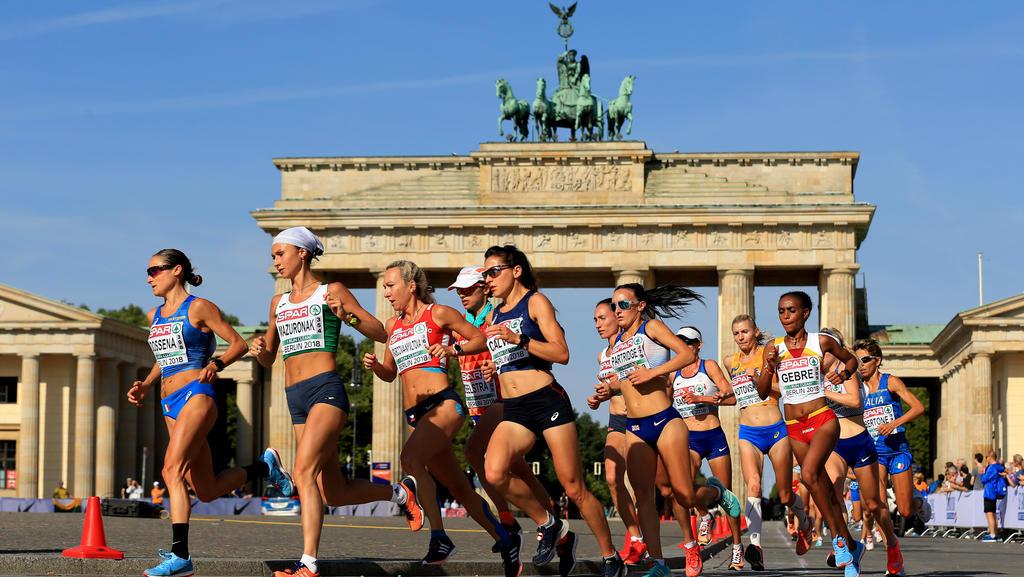 Berlin Marathon Rekord