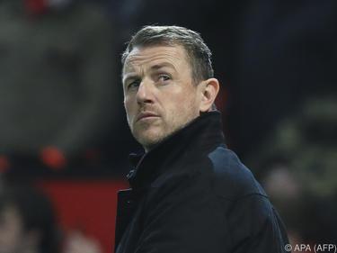 Gary Rowett muss bei Stoke City den Hut nehmen
