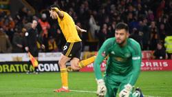 Die Wolverhampton Wanderers haben Manchester United aus dem FA Cup geworfen