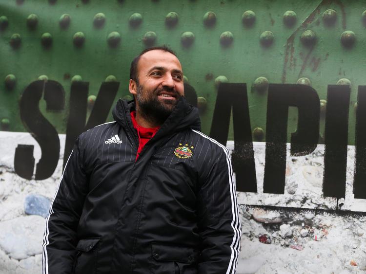Muhammet Akagündüz ist nicht mehr Trainer von Rapid II