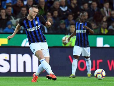 Skriniar está terminando su segunda temporada en el Inter. (Foto: Getty)