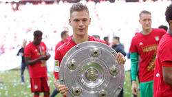 """Perfekte"" Bundesliga-Saison für Joshua Kimmich"