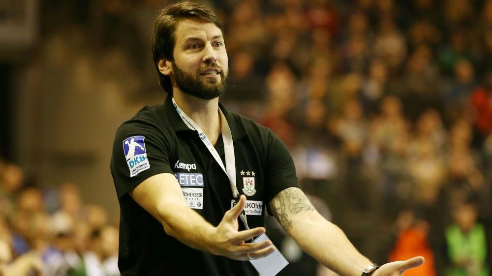 SC Magdeburg hofft auf eine Champions-League-Wildcard