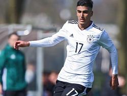 Das Tor von Aymane Barkok reichte der U19 nicht