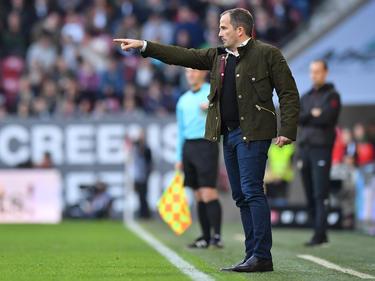 Manuel Baum vuelve a ocupar un banquillo de la Bundesliga.