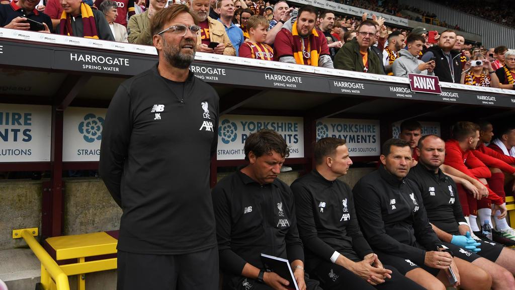 Jürgen Klopp warnt vor der Überbelastung seiner Spieler