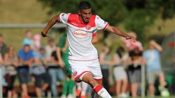 Aymen Barkok erzielte im letzten Testspiel vier Treffer