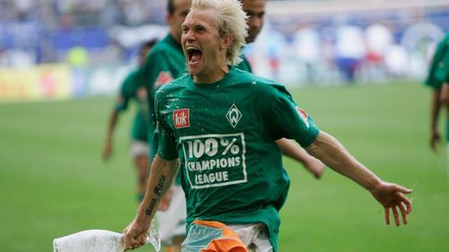Der Ex-Bremer Pekka Lagerblom beendet seine Karriere