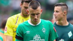 Für Maximilian Eggestein läuft es bei Werder Bremen aktuell nicht