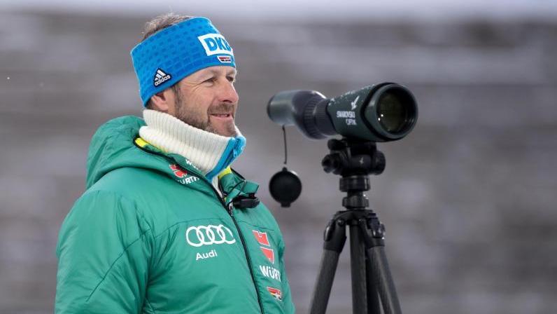 Kritisiert das ausgedehnte Programm zum Weltcup-Start: Bundestrainer Mark Kirchner
