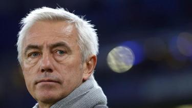 Bert van Marwijk ist nicht mehr Trainer der Vereinigten Arabischen Emirate