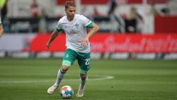 Niklas Schmidt ist die große Überraschung beim SV Werder