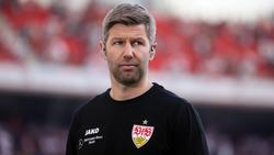 Thomas Hitzlsperger ist Vorstandsvorsitzender beim VfB Stuttgart