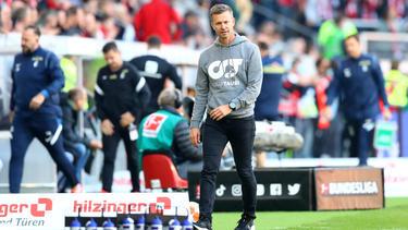 Jesse Marsch steht mit RB Leipzig vor großen Aufgaben