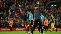 Fühlt mit Man City und Trainerkollegen Pep Guardiola: Liverpool-Coach Jürgen Klopp