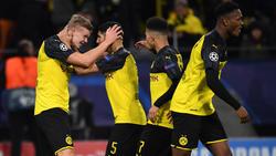 Erling Haaland avancierte mit seinem Doppelpack zum BVB-Matchwinner