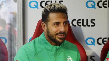 Claudio Pizarro wird als Botschafter von Werder Bremen und vom FC Bayern umworben