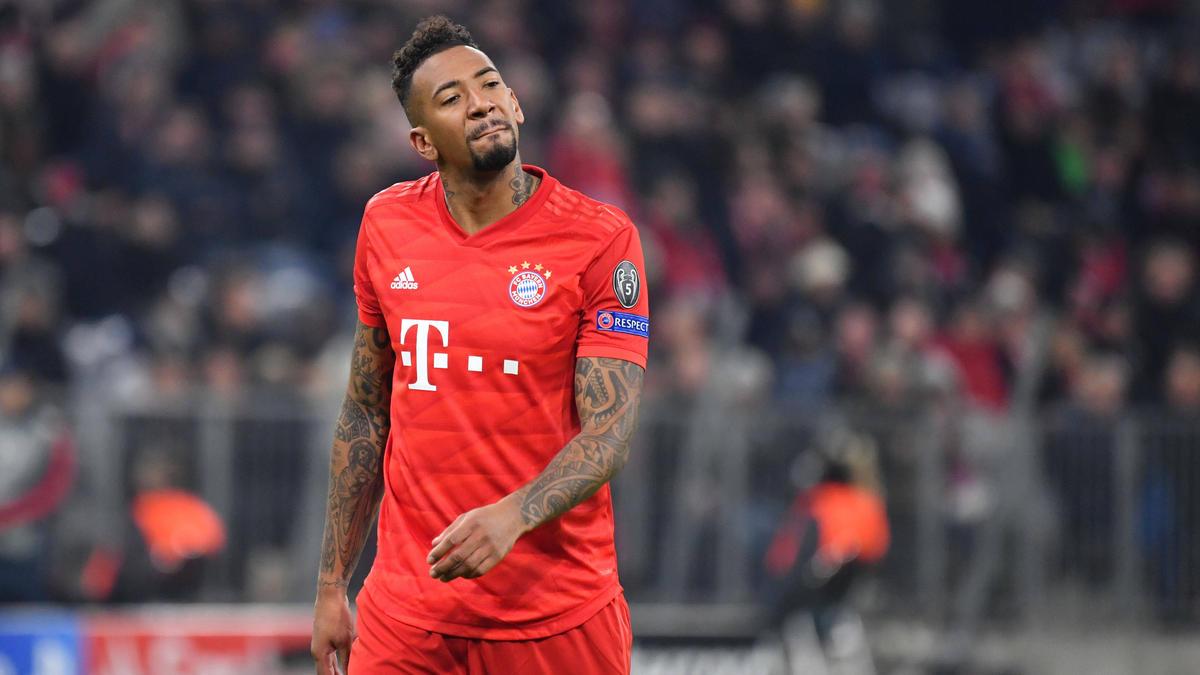 Jérôme könnte sich einen Verbleib beim FC Bayern vorstellen