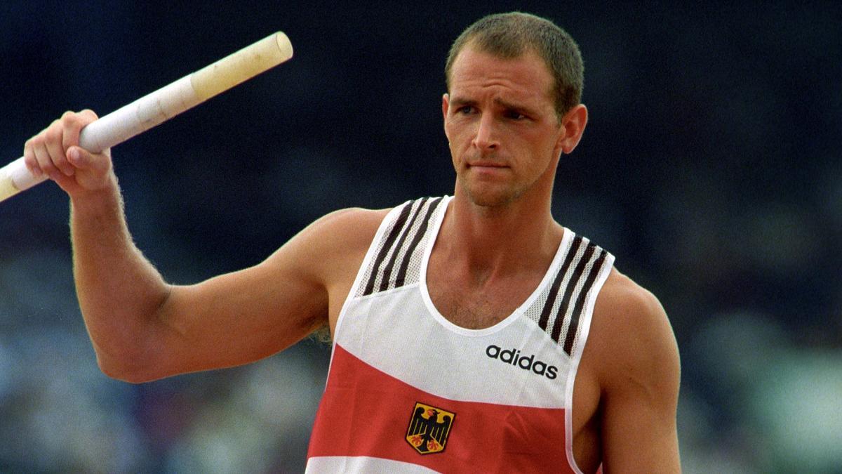 In den 1990er-Jahren war Frank Müller aktiver Zehnkämpfer