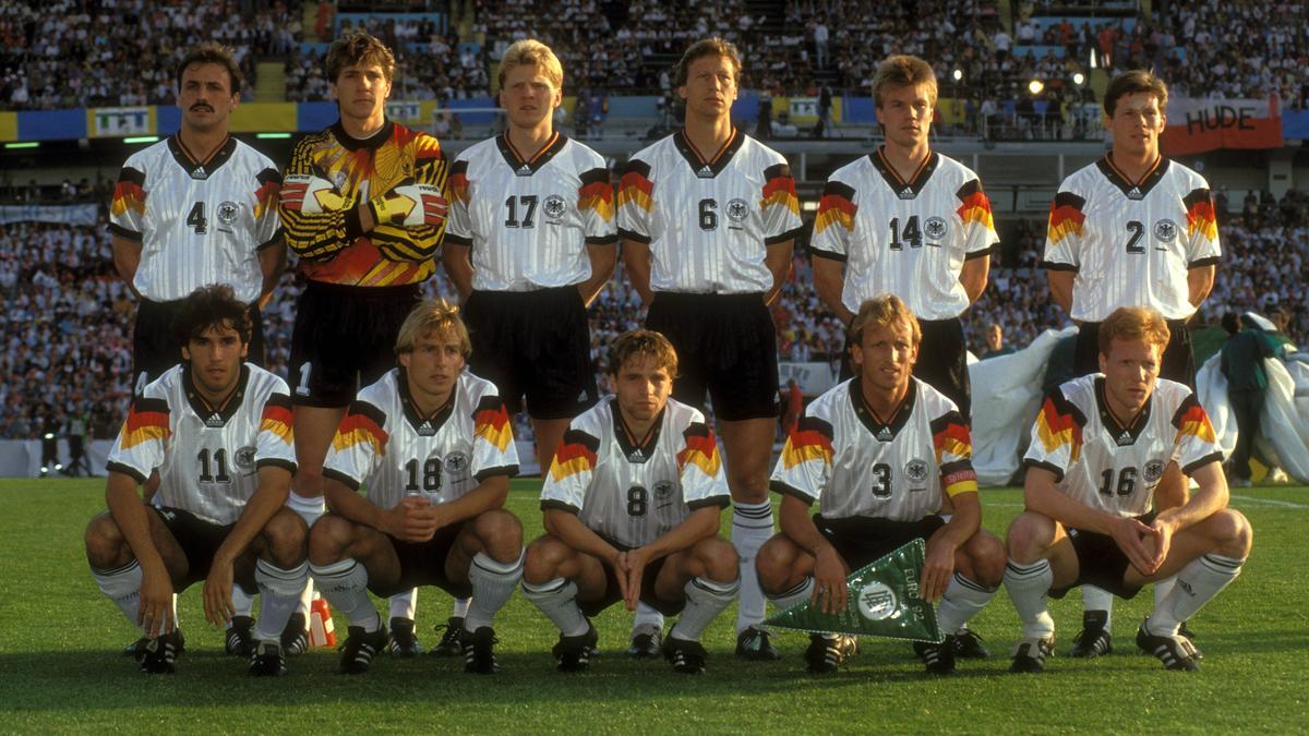 Deutschland verlor gegen Dänemark