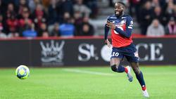 Jonathan Ikoné soll beim BVB auf der Wunschliste stehen