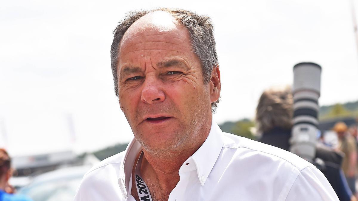 Gerhard Berger kennt Robert Kubica schon lange