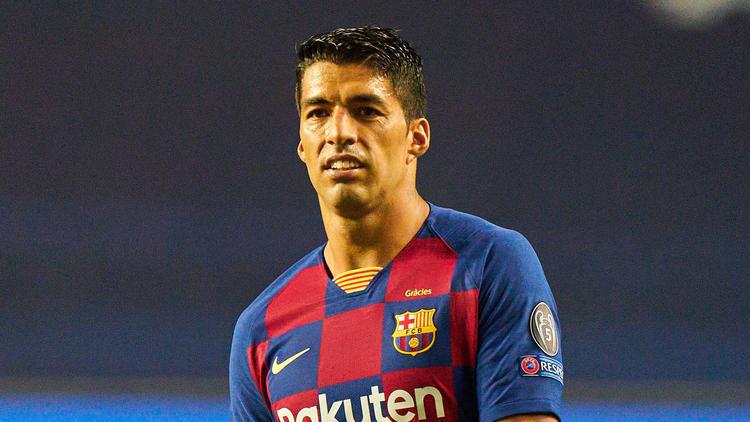 Luis Suárez wechselte wohl ablösefrei vom FC Barcelona zu Atlético Madrid