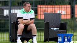 Max Eberl hat ein Trio von Borussia Mönchengladbach angezählt