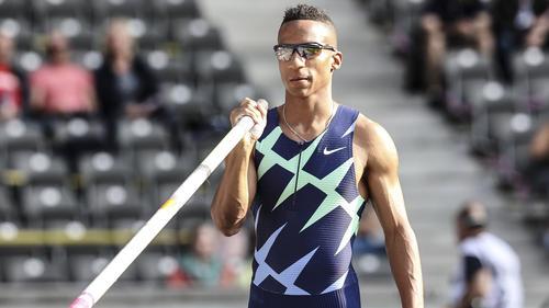 Raphael Holzdeppe bereitet sich auf Olympia im nächsten Jahr vor