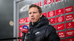 Julian Nagelsmann und RB Leipzig jagen den FC Bayern