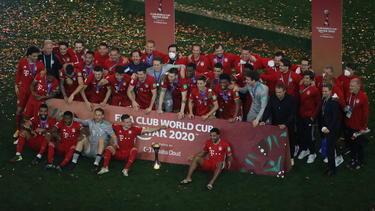 Der FC Bayern hat die Klub-WM gewonnen