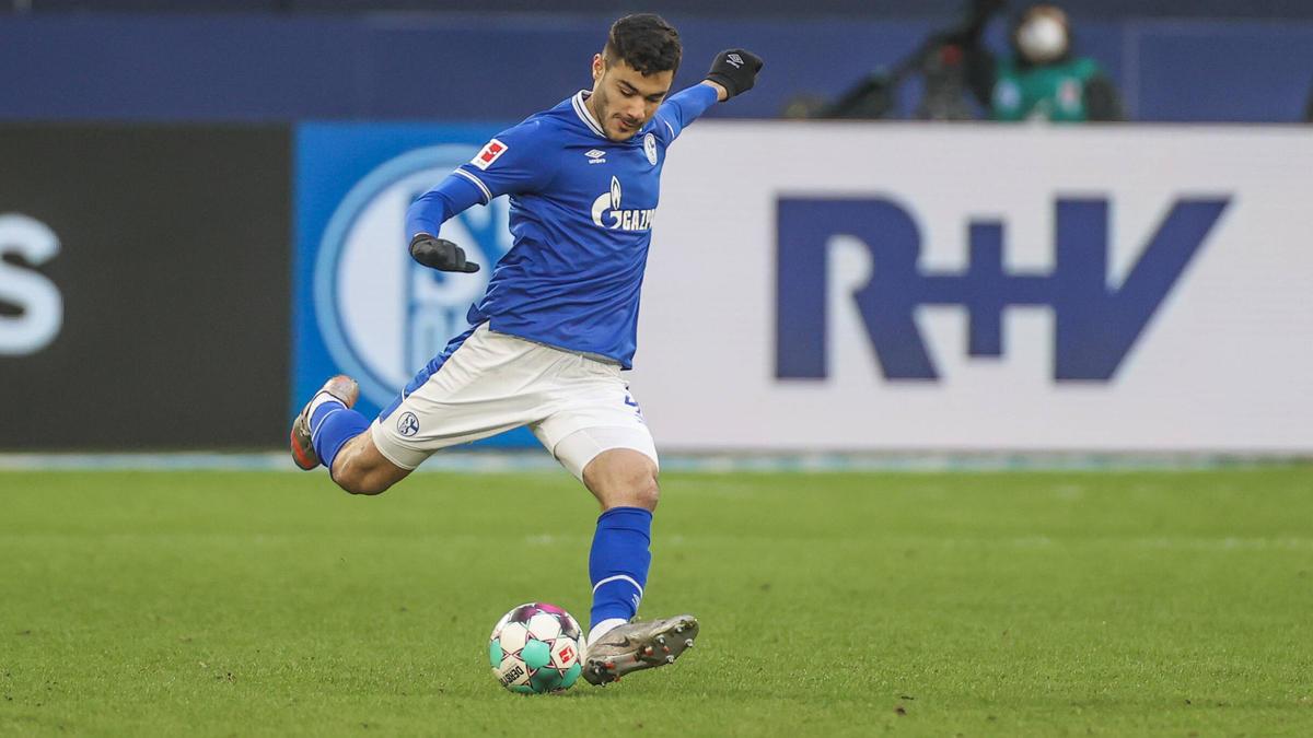 Ozan Kabak verließ den FC Schalke 04 im Winter