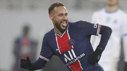 Neymar steht vor der Verlängerung bei PSG