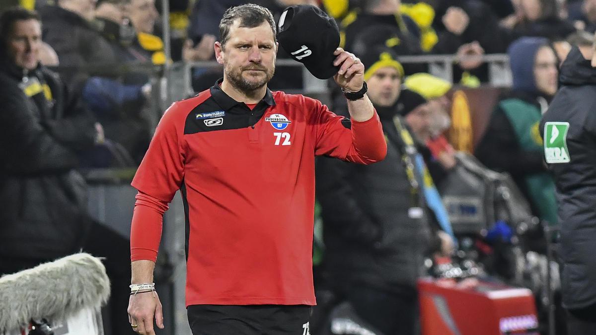 Kann BVB-Star Marco Reus nicht verstehen: Steffen Baumgart
