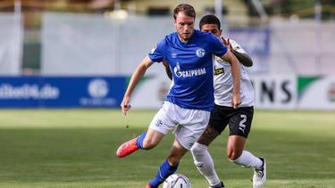 Der FC Schalke 04 hat gegen Schachtar Donezk getestet