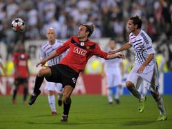 CL 2009/10: Man Utd. startet mit Sieg bei Besiktas