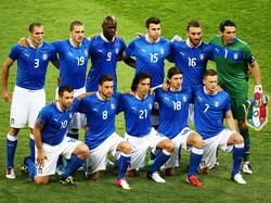 EM-Finale 2012: Italien