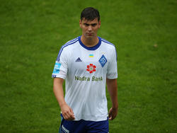 Aleksandar Dragovic verlor mit Dinamo Kiev das Duell um den Superkubok
