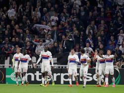 Lyon schlägt Everton mit 3:0