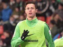 Marco Friedl gab kürzlich sein Debüt in Werders zweiter Mannschaft