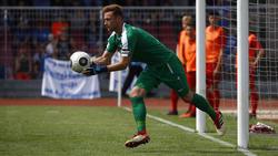 Tim Boss - hier im Trikot von Fortuna Köln