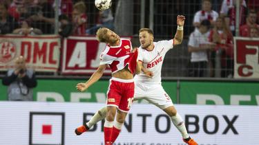 1. FC Köln teilt die Punkte mit Union Berlin