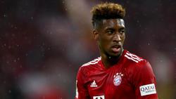 Kingsley Coman ist wieder im Bayern-Training